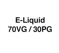 E-Liquid - 70% VG / 30% PG