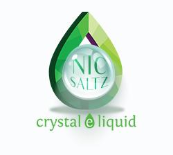 Crystal Nic Saltz E-Liquid