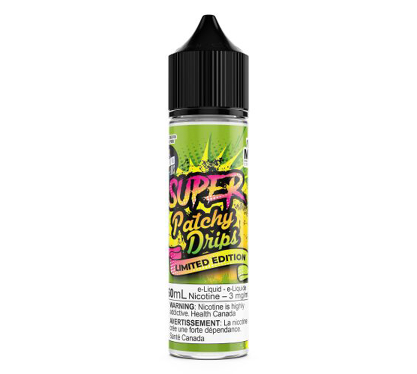 Super Patchy Drips by Mind Blown Vape Co 60ml VG