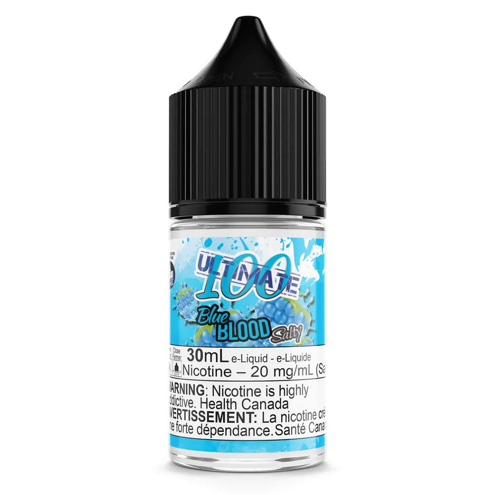 Ultimate 100 Salty - Salty Blue Blood 30ml