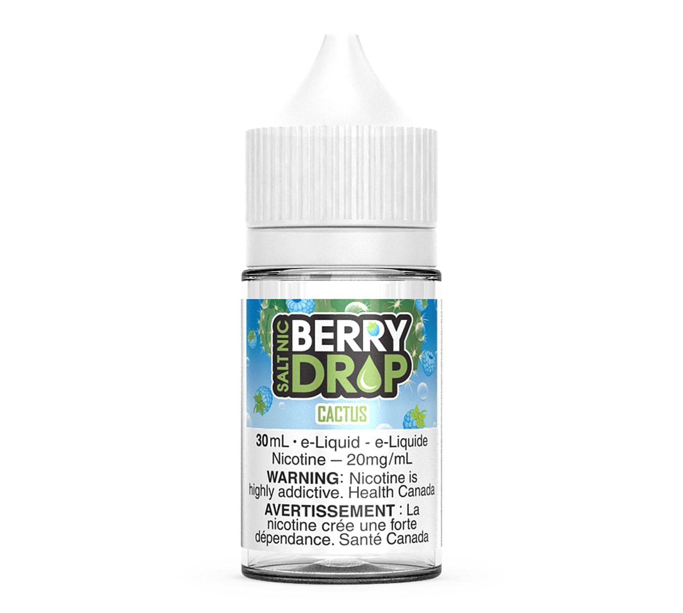 Cactus By Berry Drop Nic Salt E-Liquid - 30ml   E-Cigz