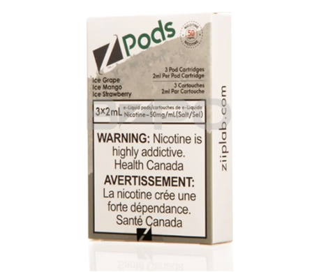 STLTH Pod Pack - Zpods Ice Multipack