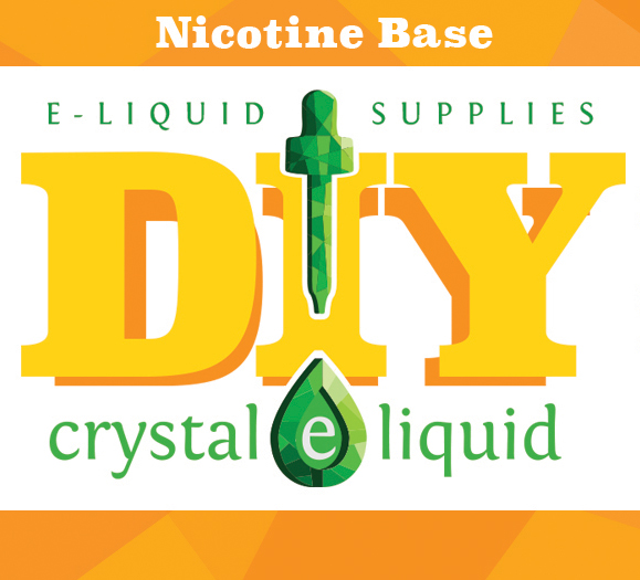 Crystal Liquid DIY Nicotine Base