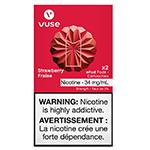 Vuse (Vype) ePod Strawberry Pods (2pk)   E-Cigz