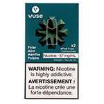 Vuse (Vype) ePod Polar Mint Pods (2pk) | E-Cigz