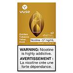 Vuse (Vype) ePod Golden Tobacco Pods (2pk) | E-Cigz