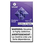 Vuse (Vype) ePod Blueberry Pods (2pk) | E-Cigz