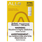 ALLO Sync Pod Pack - Pineapple Ice | E-Cigz