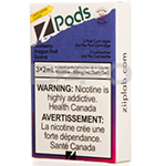 STLTH Pod Pack - Zpods Blueberry DragonFruit Guava