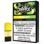STLTH Pod Pack - Savage Pineapple Lemon | E-Cigz