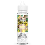 Banana Bang - Pineapple Coconut 60ml | E-Cigz