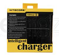 Nitecore i4 Intellicharger 4-Slot