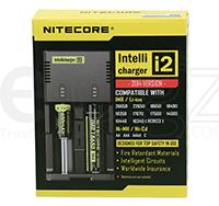 Nitecore i2 Intellicharger 2-Slot