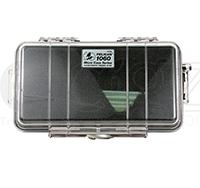 Pelican 1060 Micro Case Clear/Black