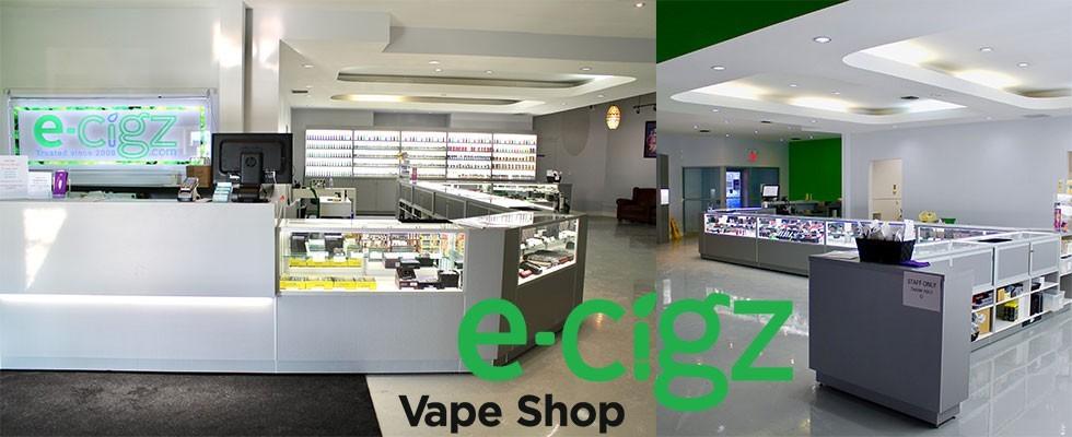 E-Cigz Vape Shop - Guelph, Ontario